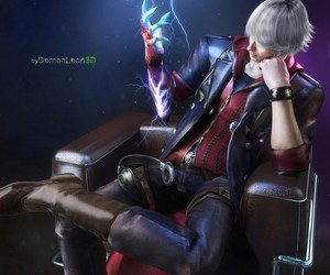 nero and devil may cry 4 image