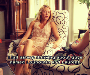 blake lively, Dream, and gossip girl image