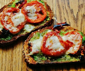 food, fit, and tomato image