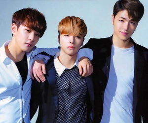 Ikon, jinhwan, and june image