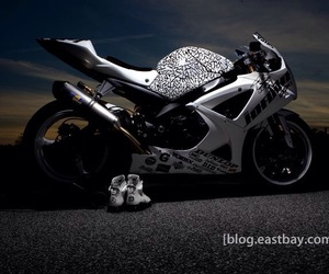 motorcycle, sweet, and sportbike image
