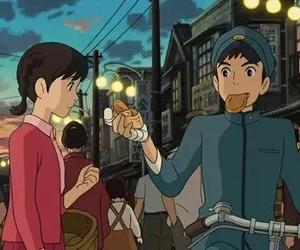 japan, anime, and ジブリ image