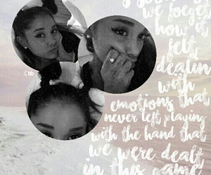 edit, ariana grande, and grunge image