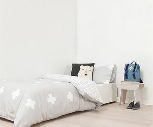 bedroom, home, and kids image
