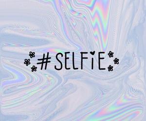 black, giddy, and selfie image