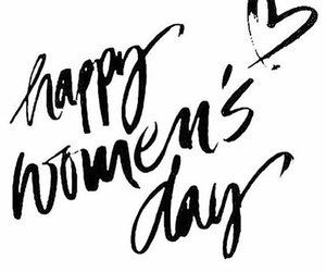 day, woman, and women's day image
