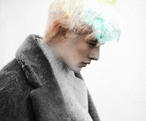 my edit and lucky blue smith image