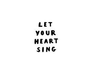 felicidad, heart, and cantar image