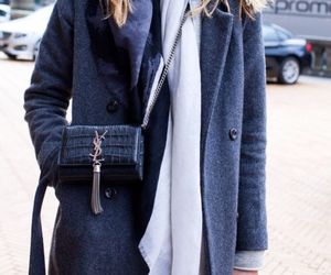 fashion, grey, and street style image