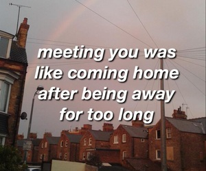 grunge, quote, and text image