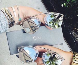 dior, girls, and summer image