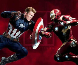 captain america and iron man image