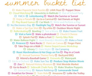 before i die, bucket, and list image