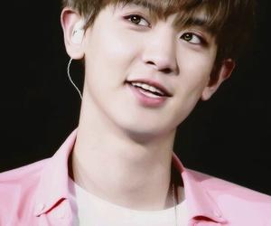 exo, 💜, and chanyeol kpop image