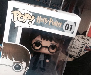 harry potter, pop, and potter image