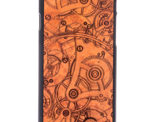 etsy, unique iphone case, and exotic wood image