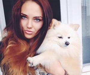 brunette, instagram model, and girl image