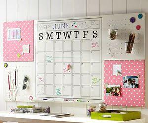 blackboard, girls, and organize image