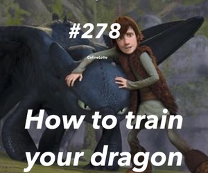 dragon, how, and movie image