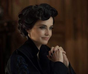 eva green and miss peregrine image