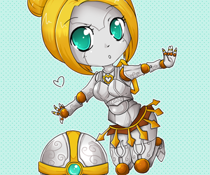 chibi, game, and anime style image