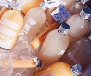 orange, drink, and theme image