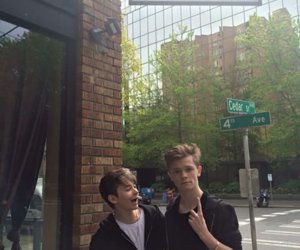 leondre devries, charlie lenehan, and bars and melody image