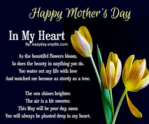 mothers day poems image