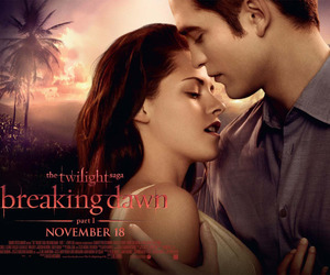 breaking dawn, bella cullen, and couple image