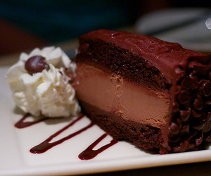 chocolate, food, and want image