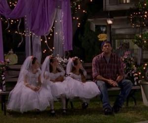 gilmore girls, LUke, and wedding image