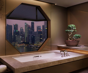 luxury, bathroom, and goals image