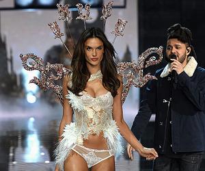 alessandra ambrosio, Victoria's Secret, and vs image