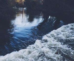 adventure, outdoors, and river image