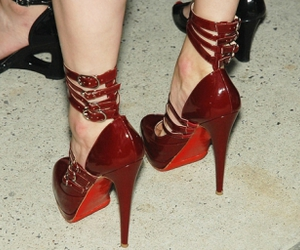 Hot and shoes image