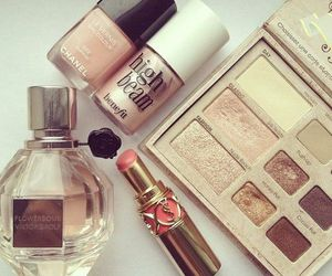 benefit, YSL, and chanel image
