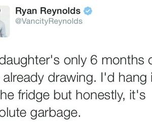 ryan reynolds and funny image