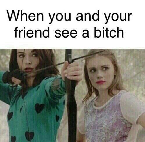 Teen Bitch