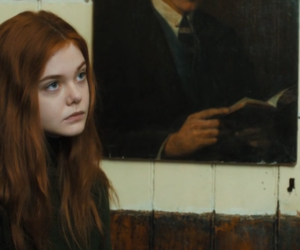 ginger and rosa, Elle Fanning, and ginger image