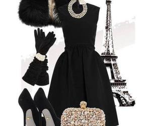 beauty, chic, and paris image