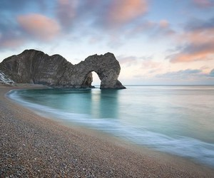 dorset, landscape, and beach image
