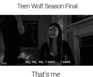 fandom, season, and teenwolf image