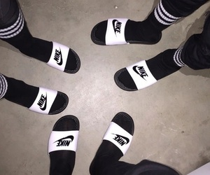 'friends', 'nike', and 'style' image
