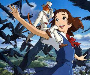 ghibli and the cat returns image