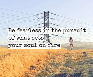 quote, fearless, and soul image