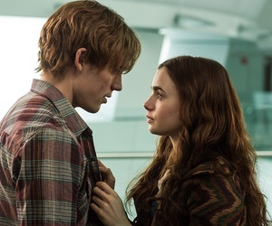 love rosie, love, and lily collins image