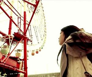 ferris wheel, tokyo, and iu image