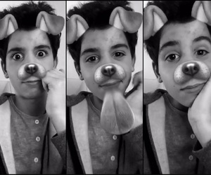 sulivan, snapchat, and snapchat effect image