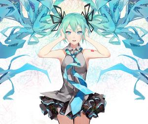 art, hatsune miku, and vocaloid image