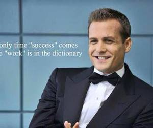 suits, quote, and harvey specter image